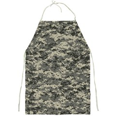 Us Army Digital Camouflage Pattern Full Print Aprons