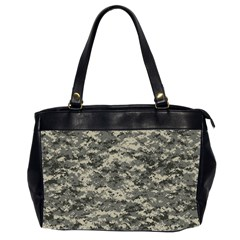 Us Army Digital Camouflage Pattern Office Handbags (2 Sides)