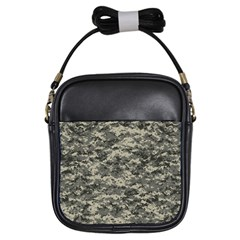 Us Army Digital Camouflage Pattern Girls Sling Bags