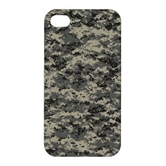 Us Army Digital Camouflage Pattern Apple Iphone 4/4s Hardshell Case