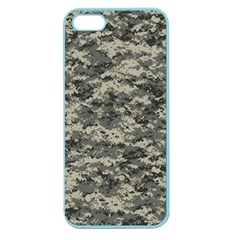 Us Army Digital Camouflage Pattern Apple Seamless iPhone 5 Case (Color)