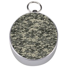 Us Army Digital Camouflage Pattern Silver Compasses