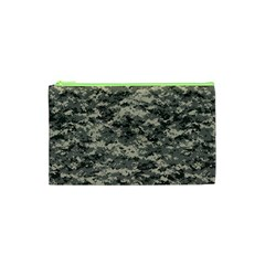 Us Army Digital Camouflage Pattern Cosmetic Bag (xs)