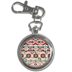 Aztec Pattern Copy Key Chain Watches