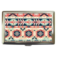 Aztec Pattern Copy Cigarette Money Cases