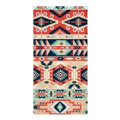 Aztec Pattern Copy Shower Curtain 36  x 72  (Stall)