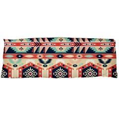 Aztec Pattern Copy Body Pillow Case Dakimakura (Two Sides)