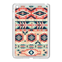Aztec Pattern Copy Apple Ipad Mini Case (white)