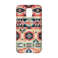 Aztec Pattern Copy Samsung Galaxy S5 Hardshell Case