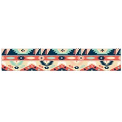 Aztec Pattern Copy Flano Scarf (large)