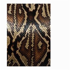 Snake Skin O Lay Small Garden Flag (Two Sides)