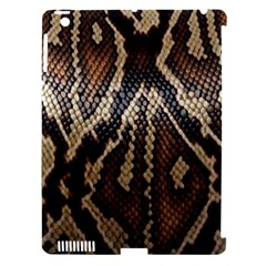 Snake Skin O Lay Apple iPad 3/4 Hardshell Case (Compatible with Smart Cover)