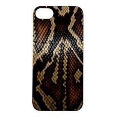 Snake Skin O Lay Apple Iphone 5s/ Se Hardshell Case