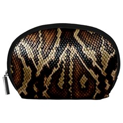 Snake Skin O Lay Accessory Pouches (Large)