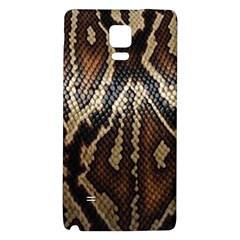 Snake Skin O Lay Galaxy Note 4 Back Case