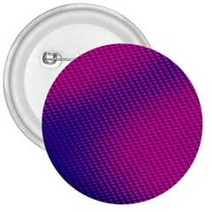Purple Pink Dots 3  Buttons