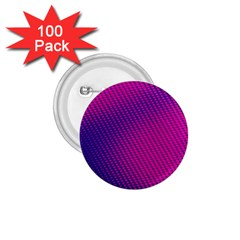 Purple Pink Dots 1.75  Buttons (100 pack)