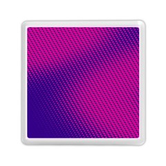 Purple Pink Dots Memory Card Reader (square)