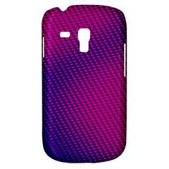 Purple Pink Dots Galaxy S3 Mini