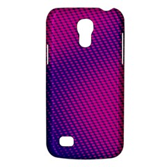 Purple Pink Dots Galaxy S4 Mini