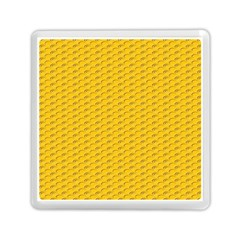 Yellow Dots Pattern Memory Card Reader (square)