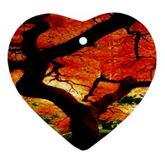 Maple Tree Nice Ornament (heart)