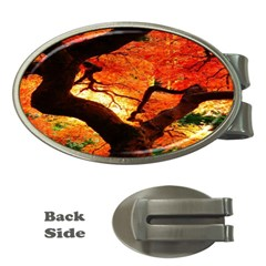 Maple Tree Nice Money Clips (Oval)