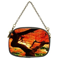 Maple Tree Nice Chain Purses (two Sides)
