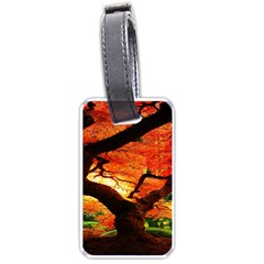 Maple Tree Nice Luggage Tags (Two Sides)