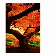 Maple Tree Nice Small Garden Flag (two Sides)