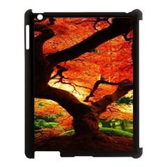 Maple Tree Nice Apple Ipad 3/4 Case (black)