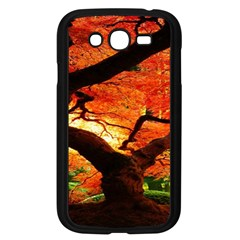 Maple Tree Nice Samsung Galaxy Grand DUOS I9082 Case (Black)