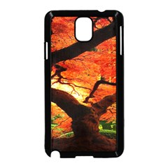 Maple Tree Nice Samsung Galaxy Note 3 Neo Hardshell Case (black)