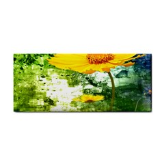 Yellow Flowers Cosmetic Storage Cases