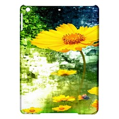 Yellow Flowers Ipad Air Hardshell Cases