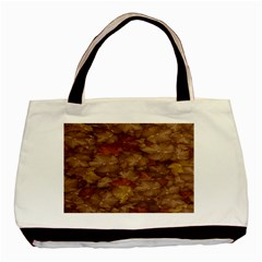 Brown Texture Basic Tote Bag