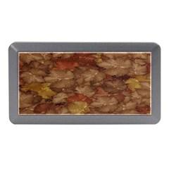 Brown Texture Memory Card Reader (Mini)