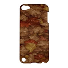 Brown Texture Apple iPod Touch 5 Hardshell Case