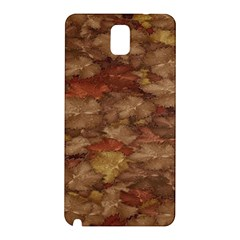 Brown Texture Samsung Galaxy Note 3 N9005 Hardshell Back Case