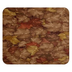 Brown Texture Double Sided Flano Blanket (small)