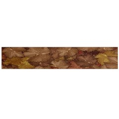 Brown Texture Flano Scarf (Large)
