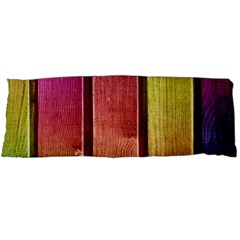 Colourful Wood Painting Body Pillow Case Dakimakura (Two Sides)