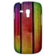 Colourful Wood Painting Galaxy S3 Mini