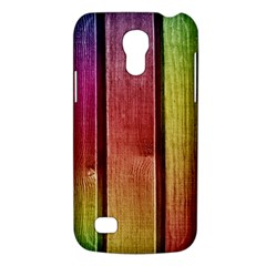 Colourful Wood Painting Galaxy S4 Mini