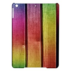Colourful Wood Painting Ipad Air Hardshell Cases