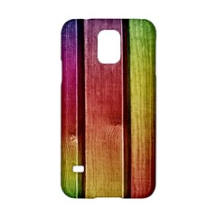 Colourful Wood Painting Samsung Galaxy S5 Hardshell Case