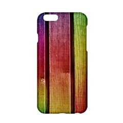 Colourful Wood Painting Apple Iphone 6/6s Hardshell Case