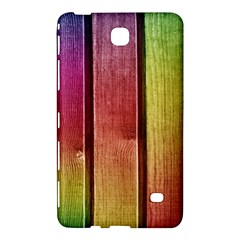 Colourful Wood Painting Samsung Galaxy Tab 4 (7 ) Hardshell Case