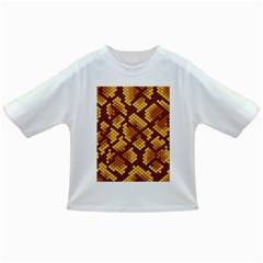 Snake Skin Pattern Vector Infant/Toddler T-Shirts