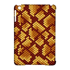 Snake Skin Pattern Vector Apple iPad Mini Hardshell Case (Compatible with Smart Cover)